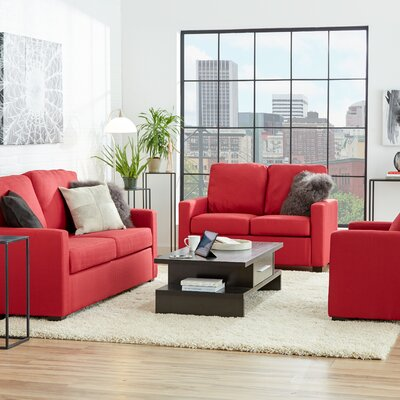 Earlene Configurable Living Room Set