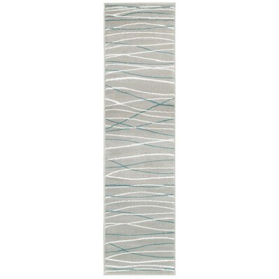 Grace Area Rug Rug Size: Runner 2 x 77