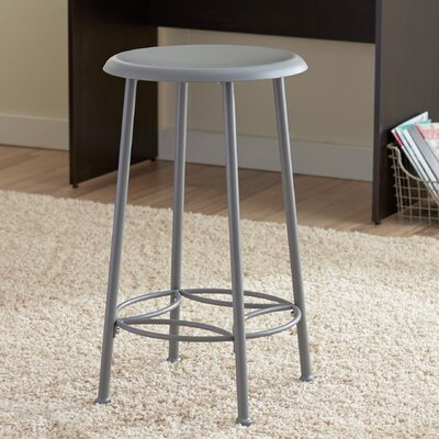 Betty 24 Bar Stool Finish: Gun Metal