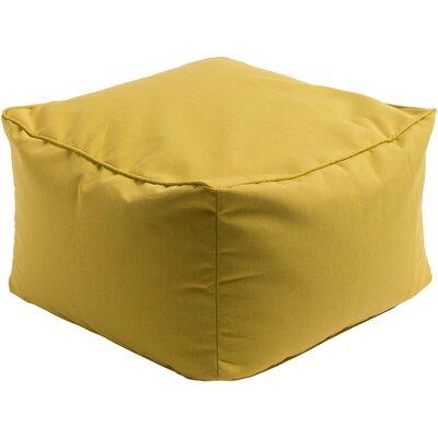 Paula Pouf Upholstery: Gold