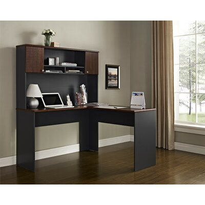 Christine 32.28 H x 51.57 W Desk Hutch