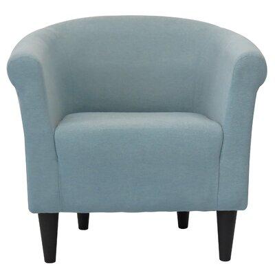 Liam Barrel Chair Upholstery: Twilight Blue