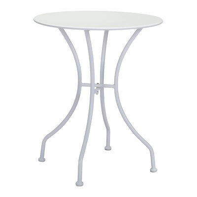 Dina Dining Table Finish: White