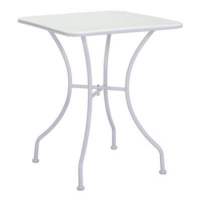 Dina Dining Table Finish: White