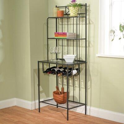 Image of Geraldine Storage Baker's Rack