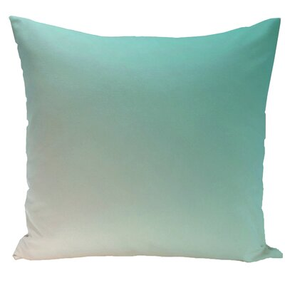 Bonnie Throw Pillow Size: 18 H x 18 W, Color: Jade