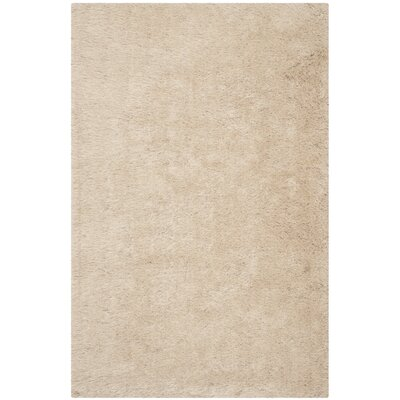 Zion Champagne Area Rug Rug Size: Rectangle 3 x 5