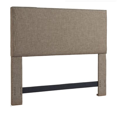 Carter Upholstered Panel Headboard Upholstery: Moss, Size: Full / Queen
