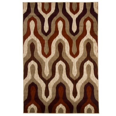 Adriana Area Rug Rug Size: Rectangle 53 x 77