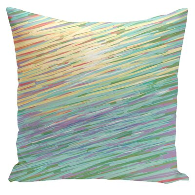 Carovilli Throw Pillow Size: 20 H x 20 W, Color: Multi