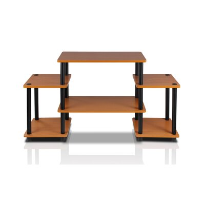 Thelma 42 TV Stand Color: Light Cherry / Black