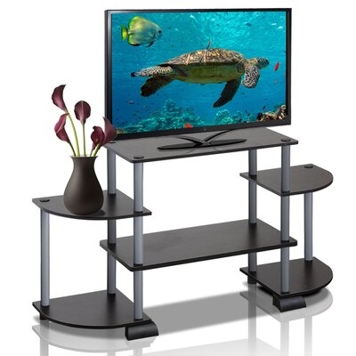 Colleen 41.5 TV Stand Color: Black / Gray