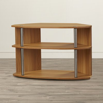 Georgette 32 TV Stand Color: Light Oak