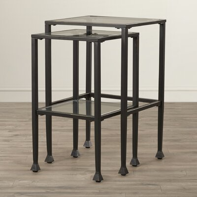 Sabrina 2 Piece Nesting Table Set