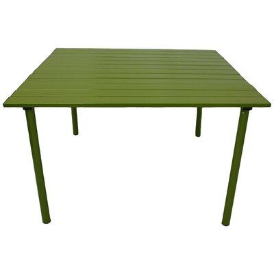 Bonnie Picnic Table Finish: Green