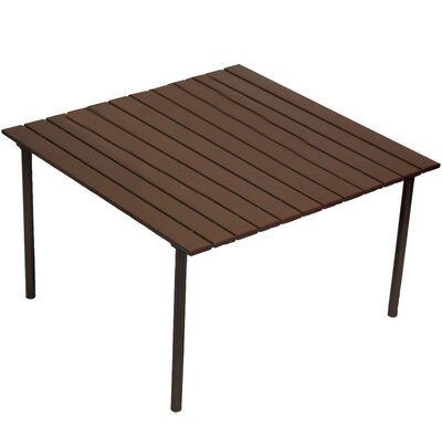 Bonnie Picnic Table Finish: Brown