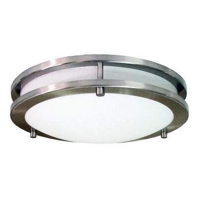 Candice 1-Light Flush Mount