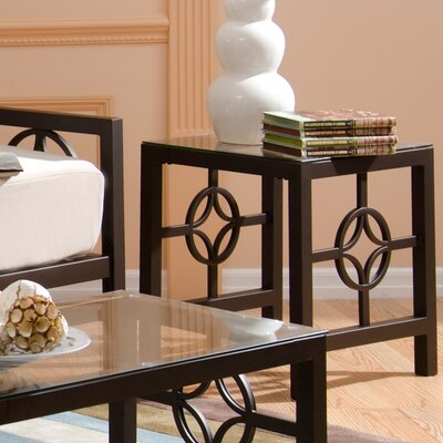 Millerton End Table Finish: Deep Bronze