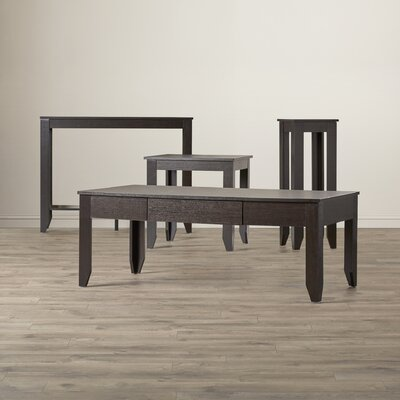 Kiley 4 Piece Coffee Table Set