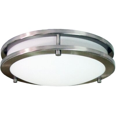 Sudie 1-Light Flush Mount