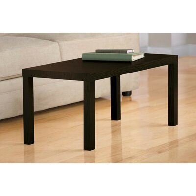 Carissa Coffee Table Color: Espresso