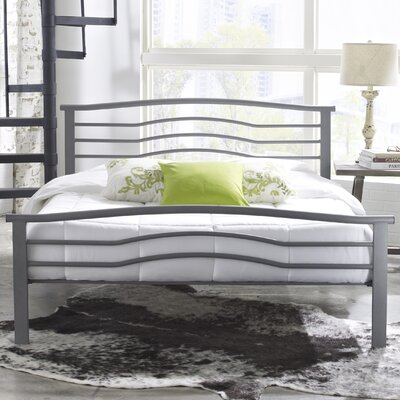 Cynthia Platform Bed Size: Queen
