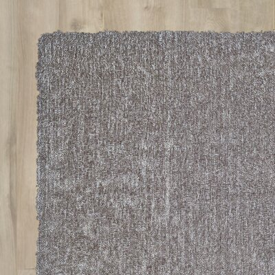 Carter Steel Area Rug Rug Size: Runner 26 x 8