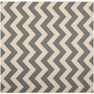 Mullen Indoor/Outdoor Area Rug Rug Size: Square 67