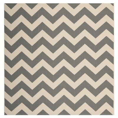 Mullen Indoor/Outdoor Area Rug Rug Size: Square 53