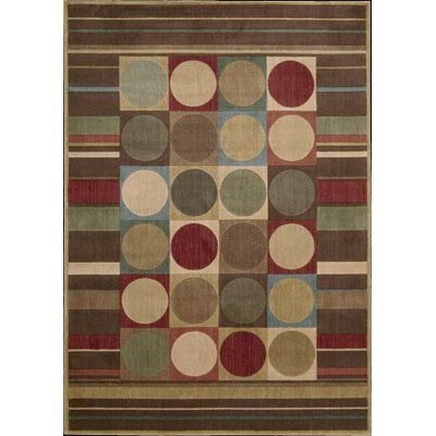Patrica Area Rug Rug Size: Rectangle 53 x 75