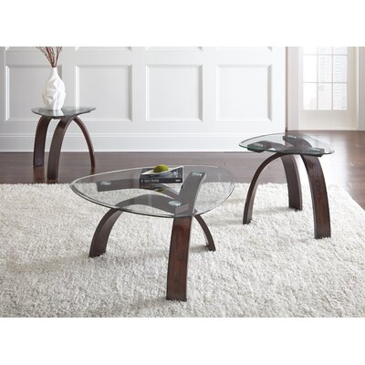 3 Piece Coffee Table Top Set