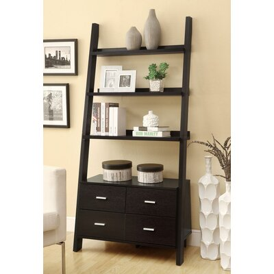 Dark Ladder Bookcase 7791 Product Picture