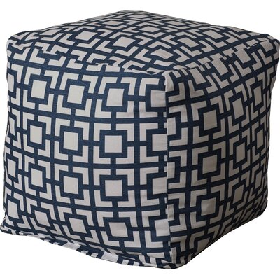 Gigi Bean Bag Chair Upholstery: Navy