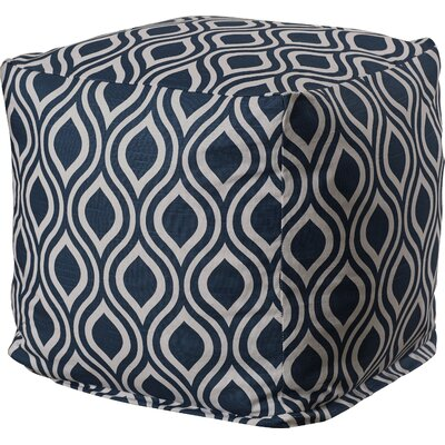 Nicole Bean Bag Chair Upholstery: Navy