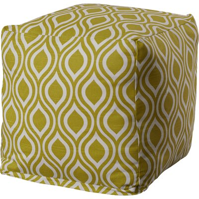 Nicole Bean Bag Chair Upholstery: Green