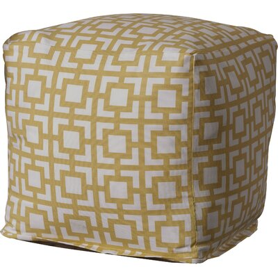 Gigi Bean Bag Chair Upholstery: Yellow
