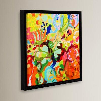 'Skylark' Framed Painting Print Size: 10