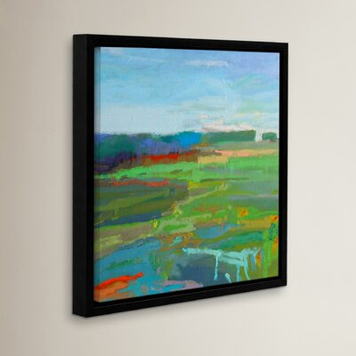 'Vinalhaven #5' Frame Painting Print Size: 10