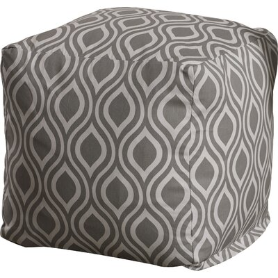 Nicole Bean Bag Chair Upholstery: Storm