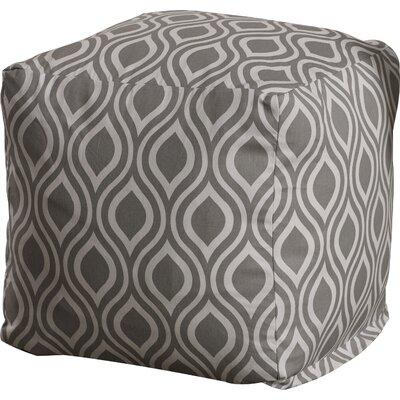 Nicole Bean Bag Chair Upholstery: Storm