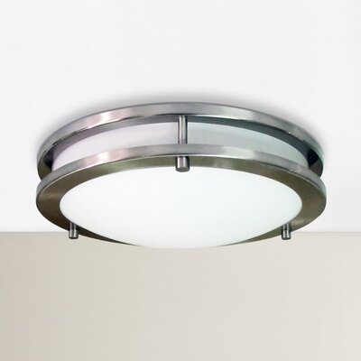 Sudie 2-Light Flush Mount