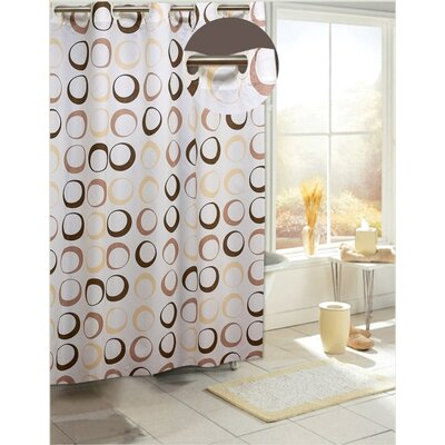 Angie Circles Shower Curtain