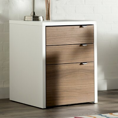 Billy 24.5 H x 19.75 W Desk File Pedestal