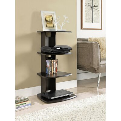 Bridgette 4-Tier Audio Rack