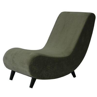 Annemarie Lounge Chair Upholstery: Storm Gray
