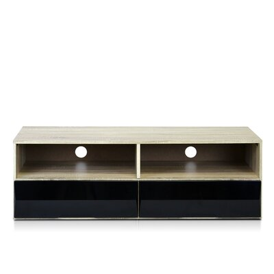 Anya 46.3 TV Stand Color: Sonoma Oak / Black