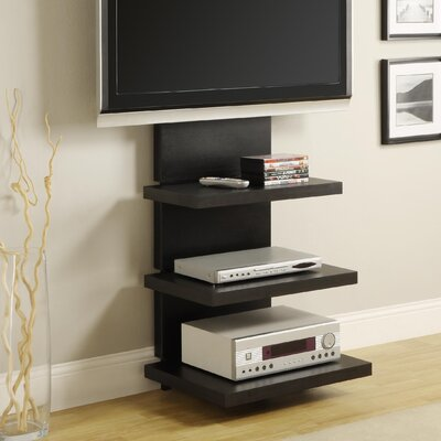 Kayla 24 TV Stand Color: Black