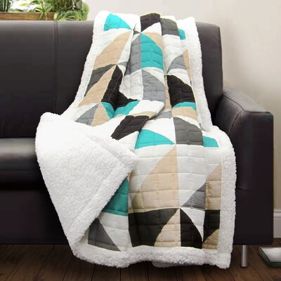 Theresa Geo Throw Blanket