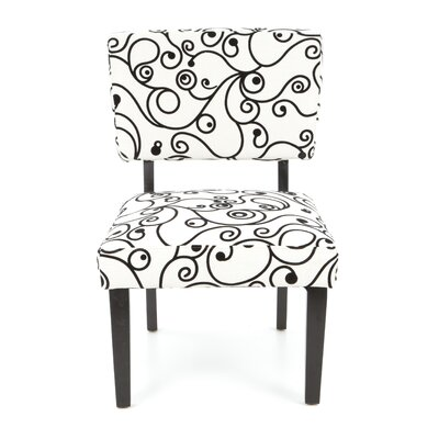 Blair Floral Side Chair