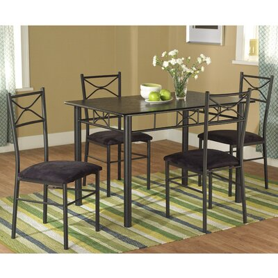 Geraldine 5 Piece Dining Set I